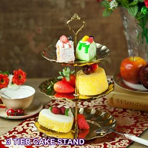 3 Tier cake stand N00947