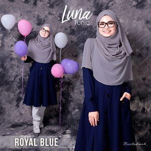 LUNA TUNIC (ROYAL BLUE)