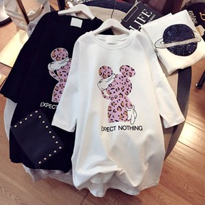 MINNIE ADULT TEE  ( SIZE M-2XL )