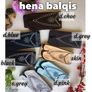 AISY HENNA (BALQIS)