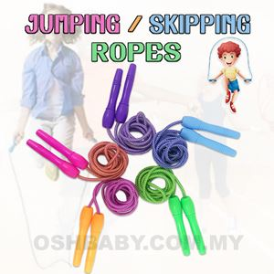 JUMPING/ SKIPPING ROPES