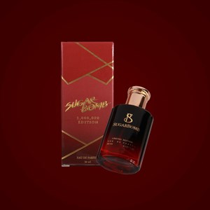 (W)  SWEET BOMBSHELL EDP 30ml (1 MILLION EDITION) (SINGLE) (OMBRE RED)