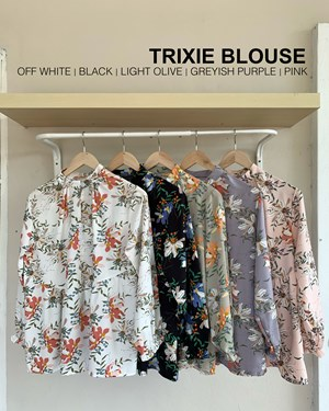 Trixie blouse