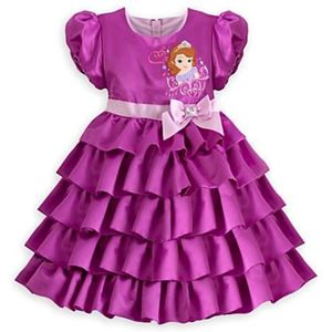 Sofia Purple Dress