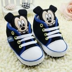 MICKEY MOUSE PRE-WALKED SHOES