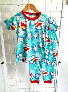 Pyjamas DORAEMON STAR MINT : BABY 6M