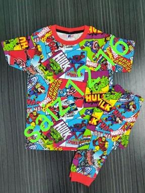 Pyjamas MARVEL SUPERHERO :  Big Size 12-16