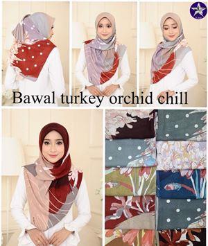 BAWAL TURKEY ORCHID CHILL (BORONG)