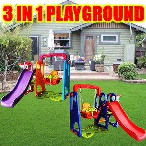 3 IN 1 PLAYGROUND N00007