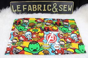 CHIBI AVENGERS (CUSTOM PRINT BY SCREEN PRINTING)