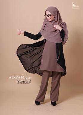 Aisyah Suit ( BLOSSOM ) BATCH 04