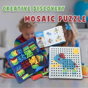 CREATIVE DISCOVERY MOSAIC PUZZLE