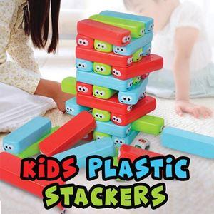 KIDS PLASTIC STACKERS ETA 21 DEC 18