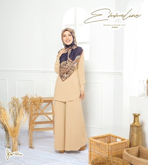 05 EMMALINE SUIT IN BEIGE