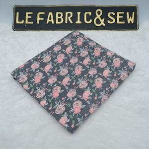 FLOWER BASE GREY 210332