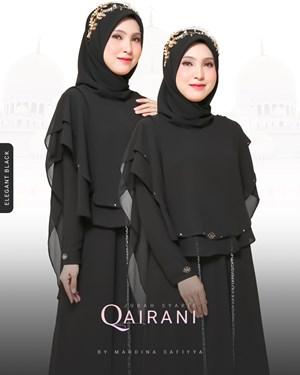 SET JUBAH QAIRANI SYARIE 2.0