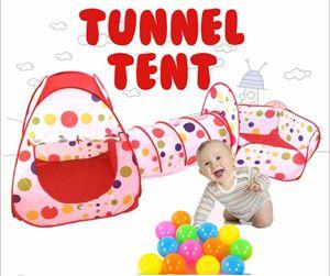 Tunnel Tent w/o Playballs