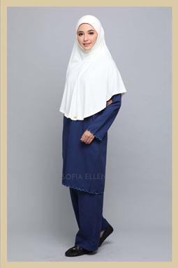 SUIT THALIA SAPPHIRE BLUE