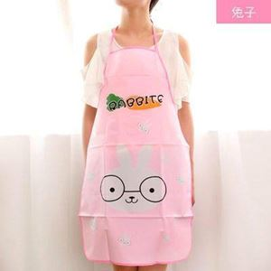 @  Korean Style Cute Cartoon Princess Aprons ( RABBIT )