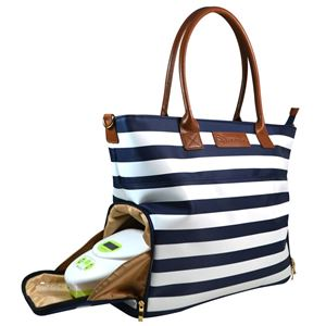 ABBY (NAVY STRIPE)