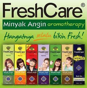 Minyak Angin FreshCare Aromatherapy