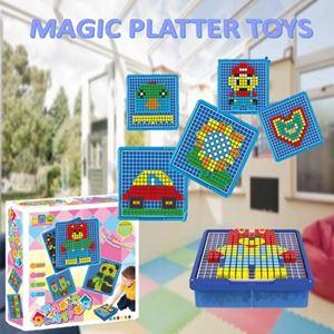 MAGIC PLATTER TOYS