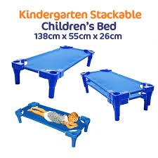 Kindergarten Kids Bed