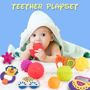TEETHER PLAYSET