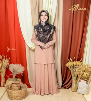 ALTHEA IRONLESS SUIT IN PEANUT