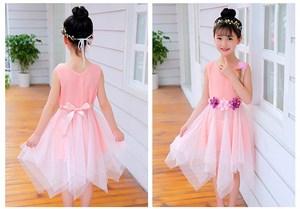 Three Flower Princess Dress
