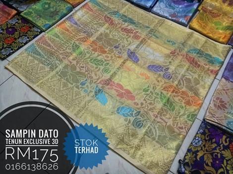 SM3D-48- SAMPIN DATO TENUN EXCLUSIVE 3D