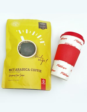 MCT Arabica Coffee with Collagen