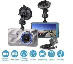 CAR CAMCORDER G11 2.5D  - GLASS HD SILVER
