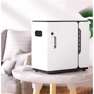 IV YUWELL 1 ~ 7L Equipment YU300 Portable Oxygen Concentrator Oxygen Generator Oxygen Ventilator Spray Inhaler