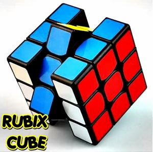 RUBIX CUBE ETA 3/4/2018