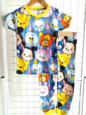 Pyjamas TSUM TSUM FRIENDS:  BIG Size 12 -16