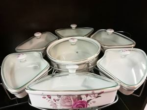 FOOD WARMER F34 (PINK BLOSSOM)