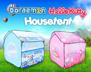 Doraemon Kitty Housetent