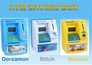 ATM BANK SAVING BOX