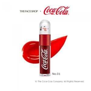 THE FACE SHOP Coca Cola Coke Bear Tint
