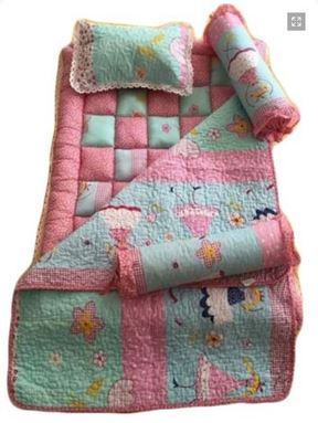 04 BABY TOTO 5PC SET PATCHWORK