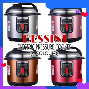 DESSINI ELECTRIC PRESSURE COOKER ( 6L )