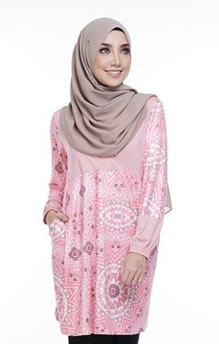 Ella Misaki (QM116)  Blouse - only size XS, S and XL available