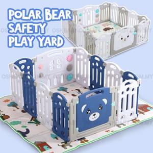 POLAR BEAR SAFETY PLAYARD