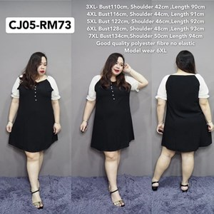 CJ05 *Ready Stock * Bust110-134cm