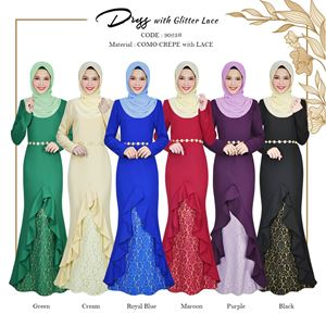 DRESS 9023#