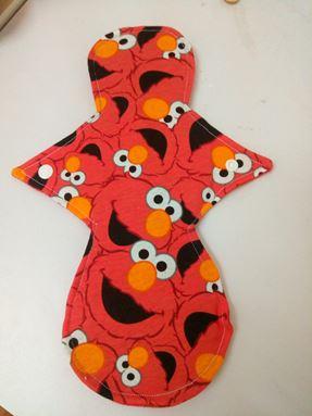 Overnight Pad Elmo