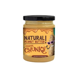 Dalucia x Nutasty Premium Peanut Butter