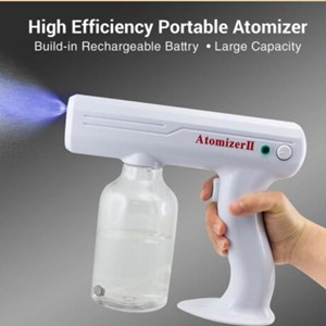 Upgraded 800ML Atomizer Disinfectant Machine Fog Disinfecting Machine Spray Atomizer