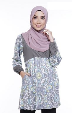 Ella Misaki (QM118)  Blouse - size L sold out, others available